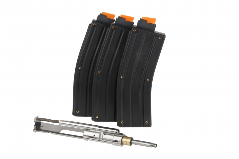 Cmmg 22lr Ar Conversion Kit 369 Spare Mags Now Available