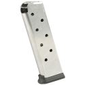 Chip McCormick S/S Railed Power Mag 45ACP 8rd