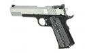 "DAN WESSON SILVERBACK 9MM 5"" STS NS 10RD"