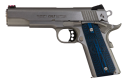 "Colt Series 70 Competition Govt Pistol 5"" .45ACP 8RND Stainless Steel"