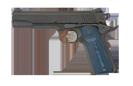 Colt Series 70 Competition Govt Pistol 5
