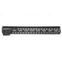 "Super Modular Rail MK14 M-LOK, 15"", Black"